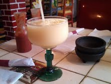 The very rare and endangered Banana Margarita -- approach with caution