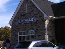 The Rusty Bucket Corner Tavern