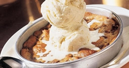 The Pizookie -- you might need a cigarette afterwards