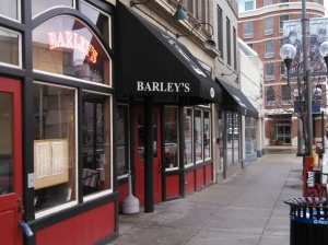 Barley's Brewing Company in downtown Columbus