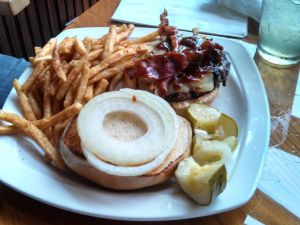 The Lonestar Burger