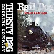 Thirsty Dog Rail Dog Smoked Ale