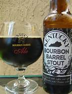 Kentucky Bourbon Barrel Ale Stout
