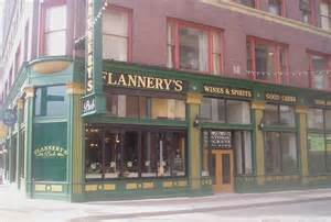 Flannery's Pub in downtown Cleveland