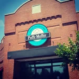 Puffy Muffin